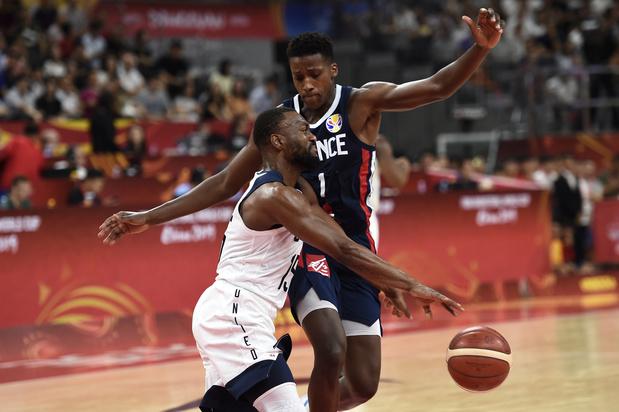 Team USA uitgeschakeld op WK basketbal