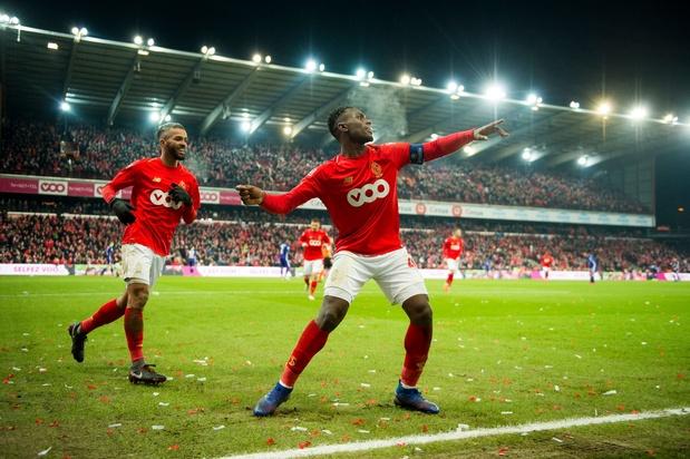 Le Standard a reçu une offre de la MLS pour Mpoku, le joueur a refusé