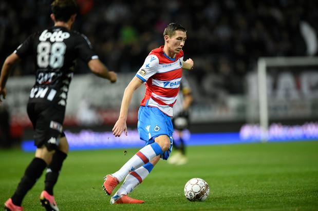 Charleroi marque finalement son accord pour le report de son match contre le Club Bruges