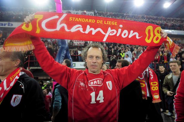 Le Standard redevenait Champion il y a 12 ans jour pour jour (photos + vidéos)