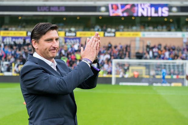 Pas d'accord entre Anderlecht et Luc Nilis