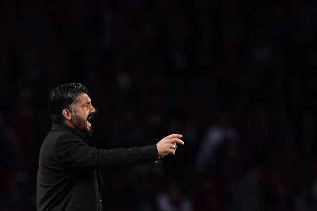 Gattuso démissionne de l'AC Milan