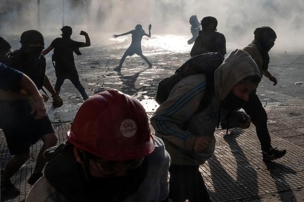Retour sur une semaine de crise sociale au Chili