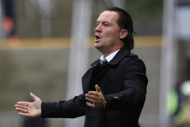 Beerschot neemt afscheid van coach Stijn Vreven en stelt Hernan Losada aan