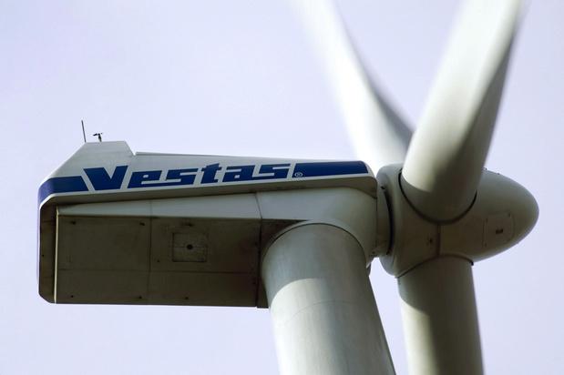 Windturbinemaker Vestas schrapt 650 banen