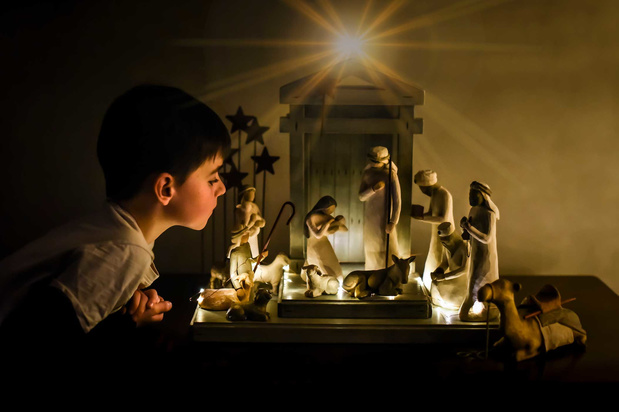 'Corona verandert hoe we kerst vieren: misschien hebben we net meer tijd om over de essentie na te denken?'