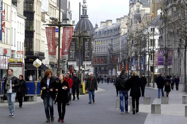 Bevolking België groeide in 2019 aan met meer dan 61.000