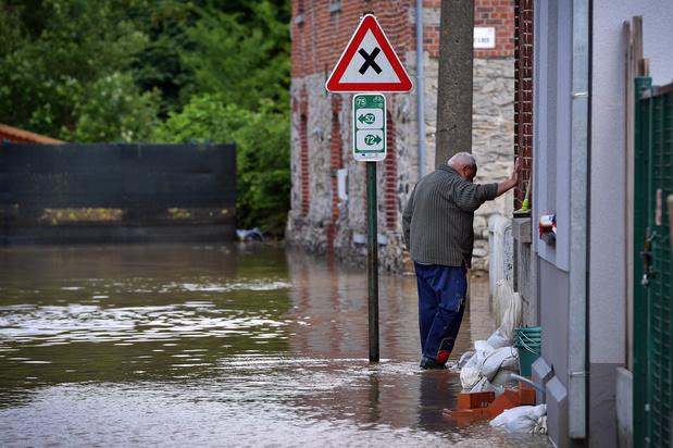 +3 à 5 degrés: l'impact du changement climatique sur la Belgique