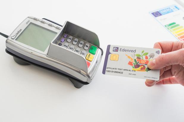 Le plafond de paiement sans contact des cartes Edenred augmenté à 50€