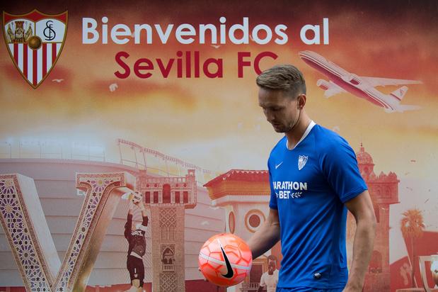 Voetballers Sevilla overtreden coronaregels