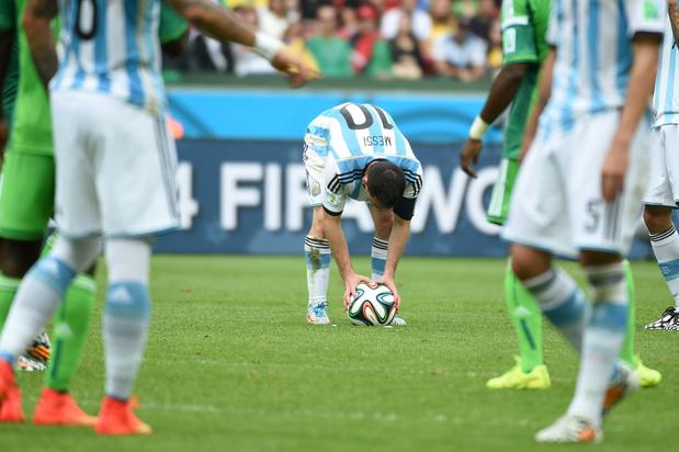 Hoe Lionel Messi de meester van de vrijschop werd