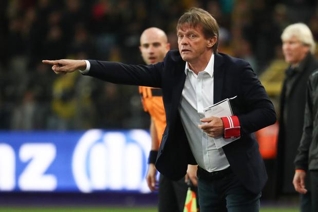 Vreemd dat Anderlecht zegt dat Vercauteren zal overleggen met Kompany, die nog nooit trainer was.