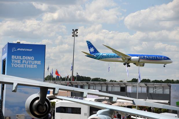 Boeing veut profiter du Bourget pour se remettre dans la course