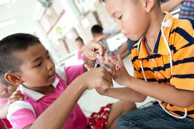 Nieuws over hiv bij kinderen