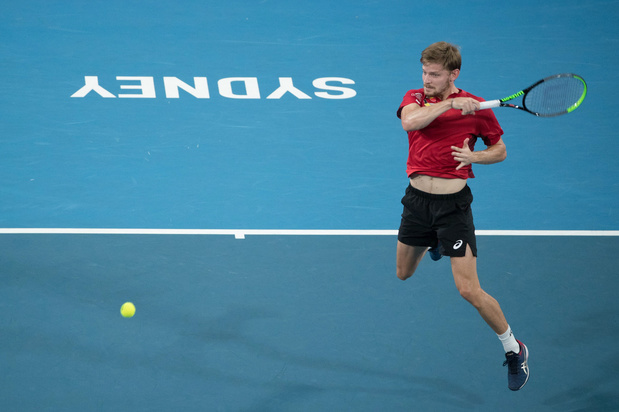 ATP Cup: België wint met 2-1 van Bulgarije en wordt tweede, tweede ronde is nog niet zeker