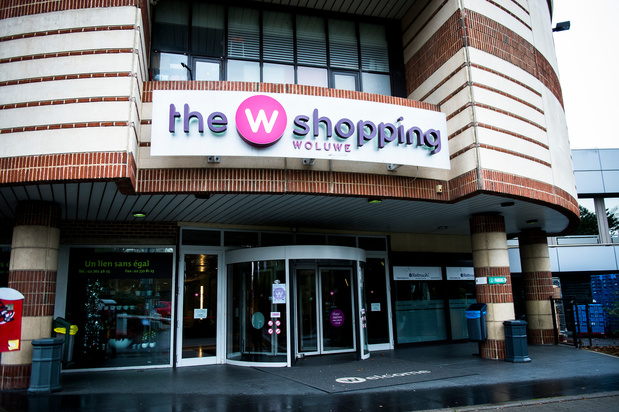 Shopping de Woluwe, extension en vue?