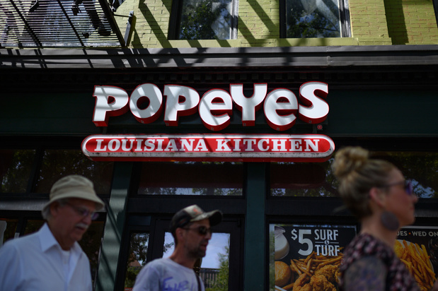 Quand l'Amérique s'enflamme pour un sandwich au poulet