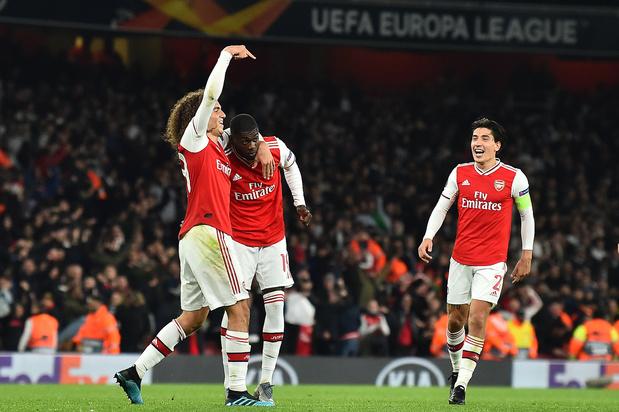 Le show Pépé à Arsenal, Manchester United assure
