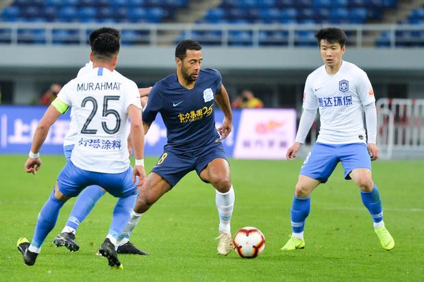 Chinese competitie wil in juni starten... zonder enkele buitenlandse sterren