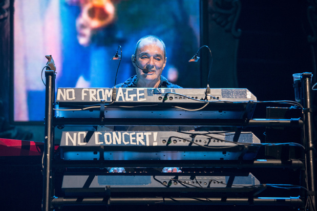 The Stranglers-toetsenist Dave Greenfield (71) overleden door corona