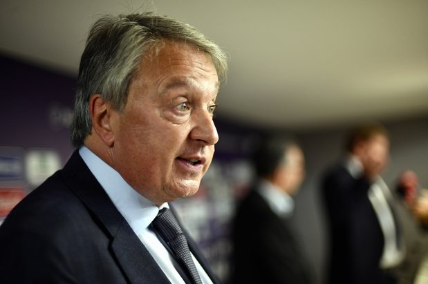 RSC Anderlecht stelt zich burgerlijke partij voor schadeclaim Van Holsbeeck