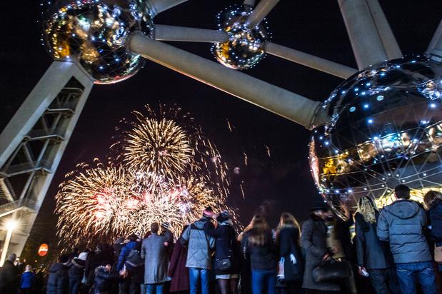 Nouvel An 2020: les plus beaux feux d'artifice près de chez vous