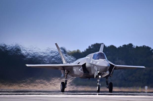 La base de Florennes sera la première à accueillir, dès 2025, les nouveaux F-35