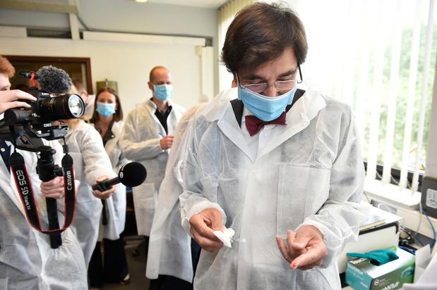 """Uyttendaele: """"Pour prévenir un retour de l'épidémie, c'est le bordel institutionnel"""""""