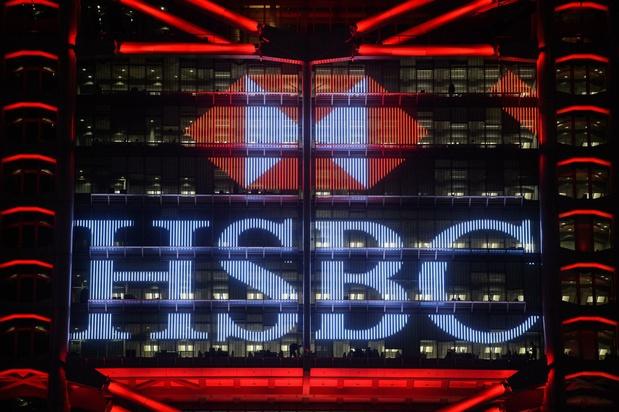 HSBC Private Bank versera bien 295 millions à la justice belge