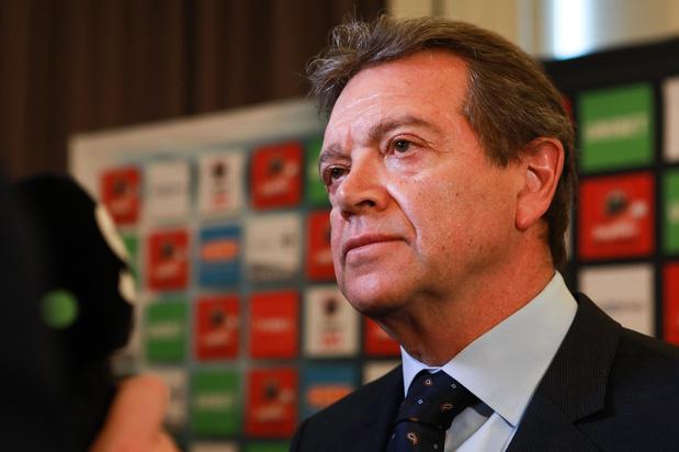 Michel Louwagie (KAA Gent) ondervraagd in Operatie Propere Handen