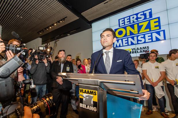 """""""Même si le Vlaams Belang a gauchisé son projet économique, son core business n'a pas changé"""""""