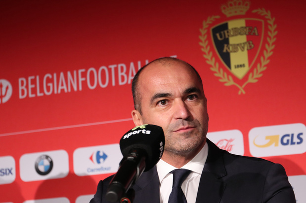 Bondscoach Roberto Martinez verlengt contract tot 2022