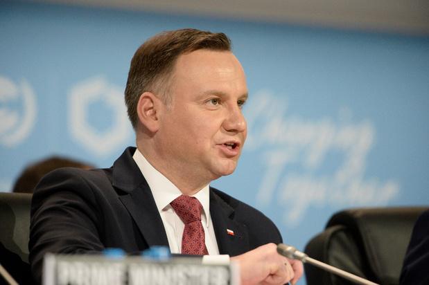 Poolse president trekt niet naar Holocaust-herdenking in Israël omdat hij niet mag speechen