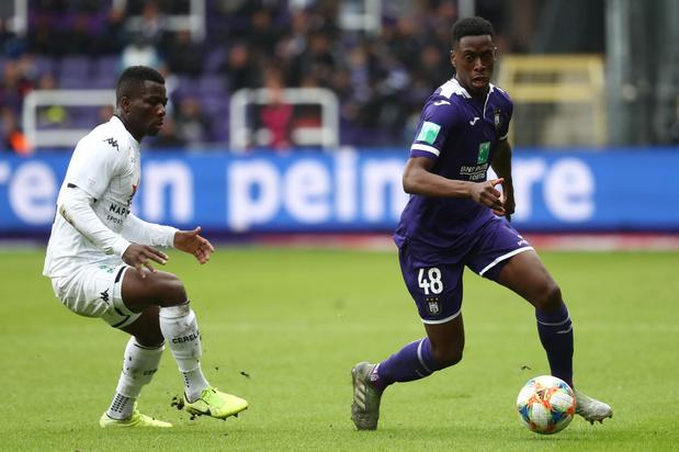 Sambi Lokonga verlengt contract bij Anderlecht tot 2023