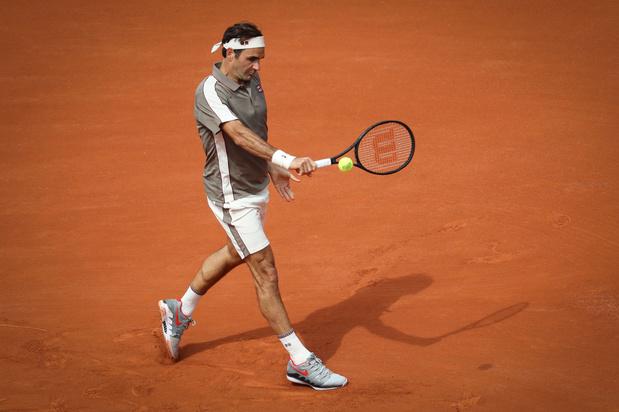 Federer volgend jaar naar Roland Garros
