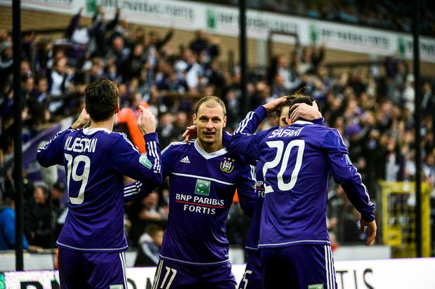 Ces matches qui vous ont fait rêver #24: Anderlecht-Club Bruges (6-1)