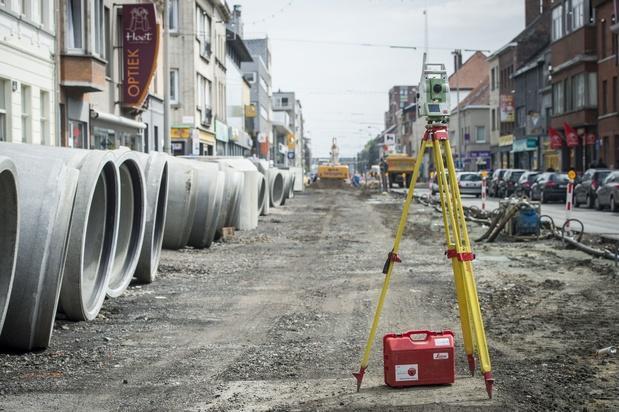 Digitaal plannen in opmars bij Vlaamse wegenwerken