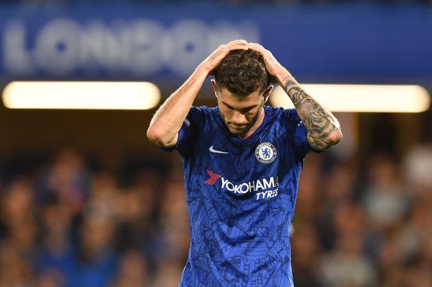 Christian Pulisic: de enige transfer van Chelsea speelt niet