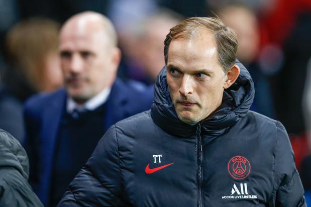 Tuchel lovend over Club Brugge: 'Tegen zo'n team kan je niet winnen zonder af te zien'
