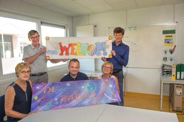 Nieuwe psychiatrische secundaire ziekenhuisschool De Radar in Sint-Truiden