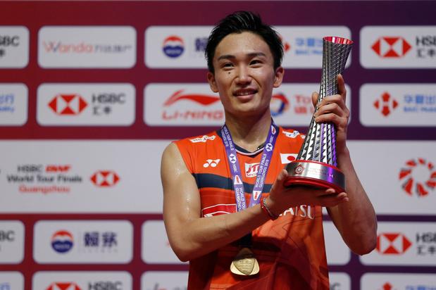 Ex-gokverslaafde topfavoriet voor olympische badmintontitel
