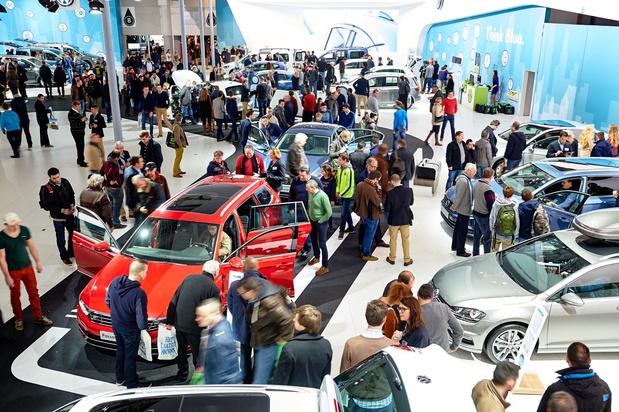 Autosalon van Brussel uitgesteld tot 2022