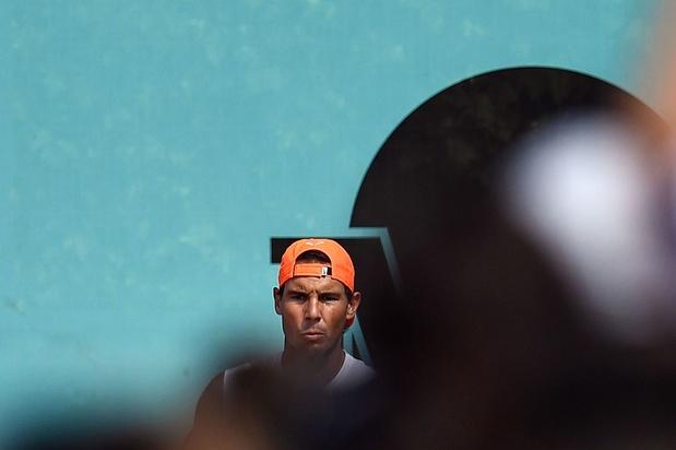 Malade depuis dimanche, Nadal toujours pas au mieux physiquement