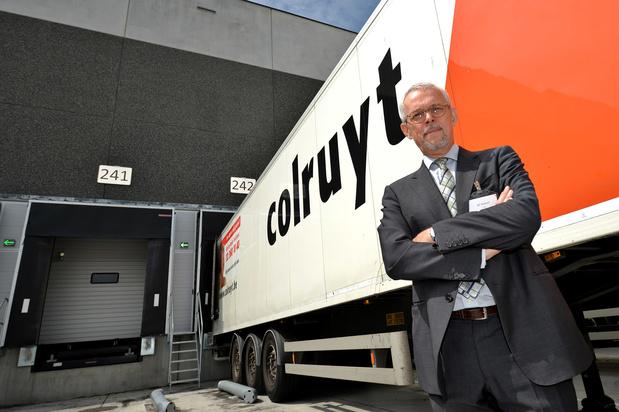 Colruyt annonce des bénéfices inférieurs en 2021, l'action chute en bourse