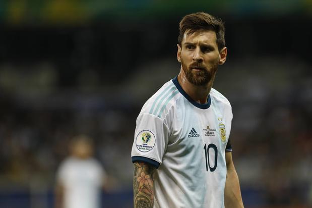 Quiz du jour: l'Argentine de Messi