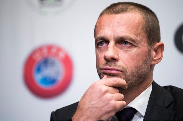 UEFA kondigt Europa Conference League en 600.000 nieuwe bomen op EK 2020 aan