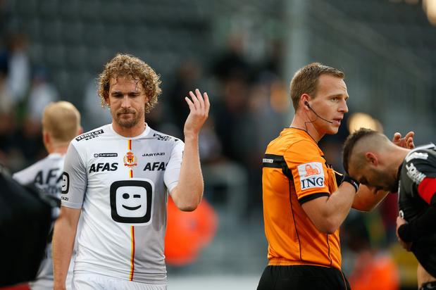 Swinkels (KV Mechelen) moet toch twee speeldagen missen