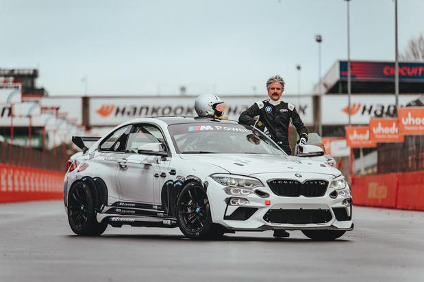 Jeroom ontwerpt BMW Art Car