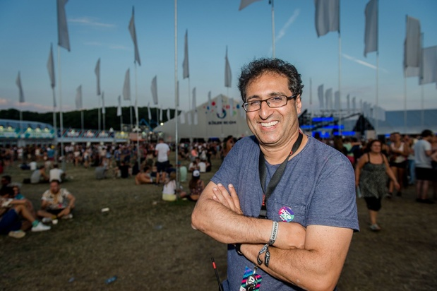Chokri Mahassine krijgt Red Bull Elektropedia Award