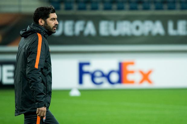 Le Portugais Paulo Fonseca est le nouvel entraîneur de la Roma